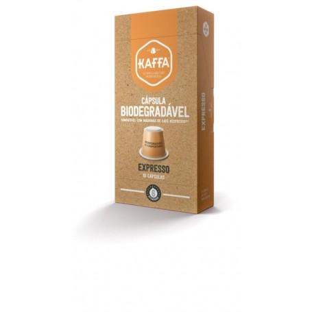 Cápsula de Café de Biodegradável Expresso compatível Máquinas Nespresso*