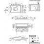 Exaustor AEG DCK5281HG